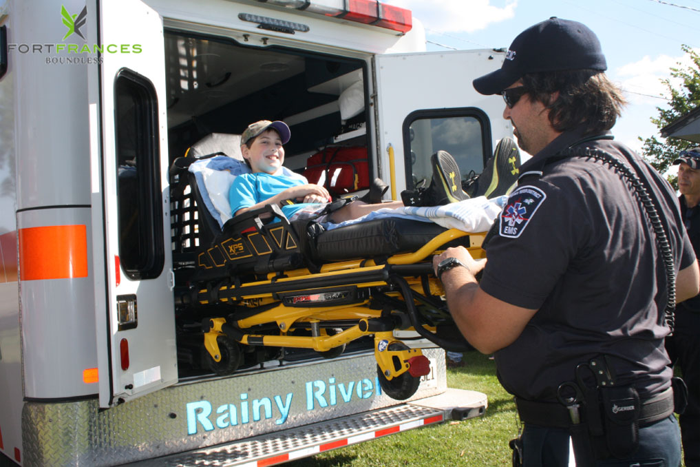 Town of Fort Frances EMS and Hospital services