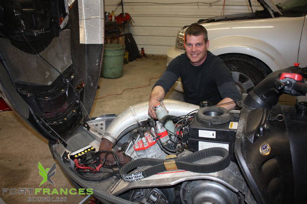 Loans and grants for small business start-ups like small engine repair services