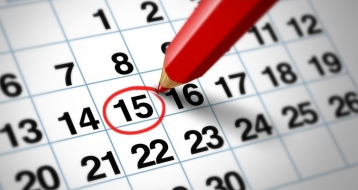 Calendar check