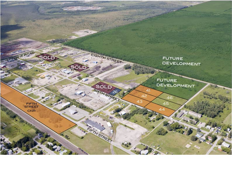 Town of Fort Frances Commercial Property Details