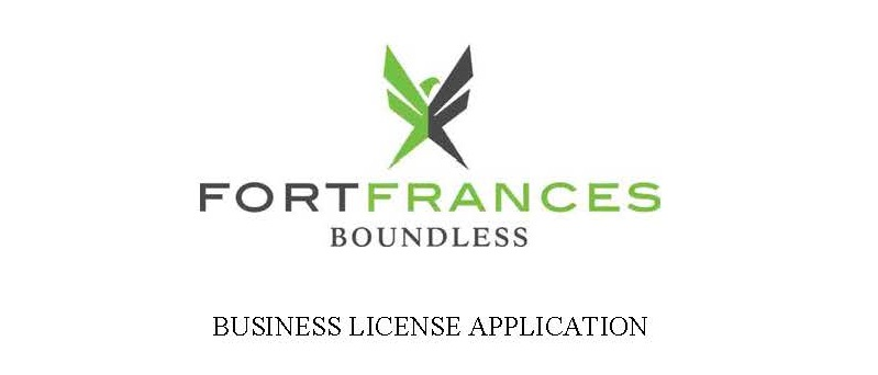 Business License Application (PDF)