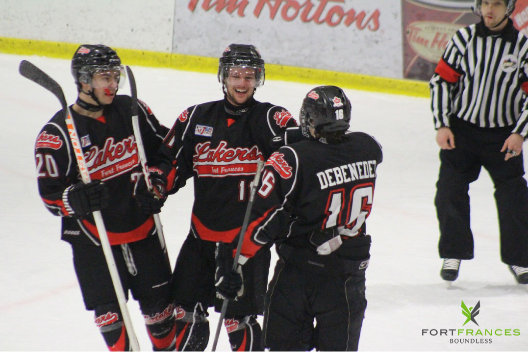 Fort Frances Lakers, Junior Hockey League local team